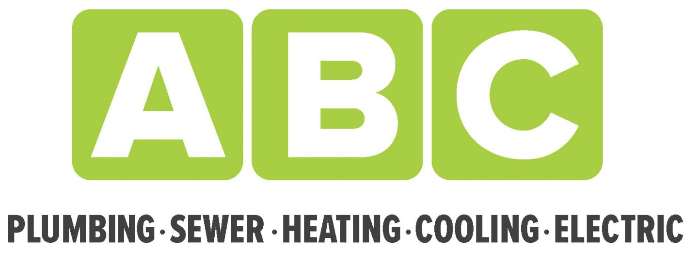 ABC Plumbing, Sewer, Heating, Cooling and Electric Logo